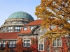 Universität Hamburg, Hauptgebäude, Edmund-Siemers-Allee 1, Nord-