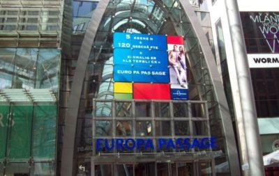 Europapassage