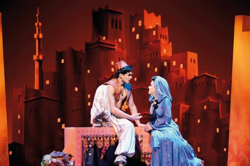 Aladin, das Musical in Hamburg